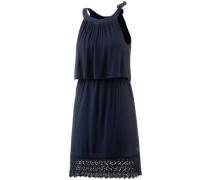 Minikleid nachtblau