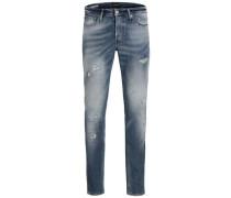 Glenn Page BL 795 Indigo Knit Noos Slim Fit Jeans
