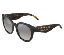 Sonnenbrille mit markanten Bügeln