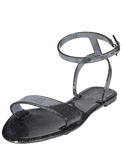Sandale 'Linn' schwarz