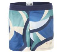 Shorts ' x Careaux' blau / mischfarben