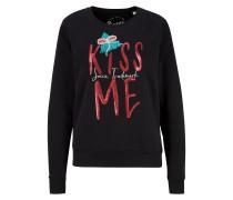 Sweatshirt 'xmas Fun' schwarz