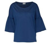 Leichtes T-Shirt blau