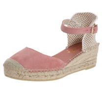 Sandale 'serraje' beige / rosa