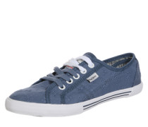 Sneaker 'Anglaise' blau