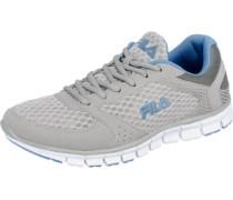 'Comet Run' Sneakers hellblau / grau