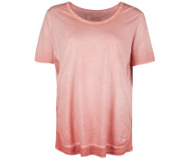 T-Shirt 'Voile Mix' pink