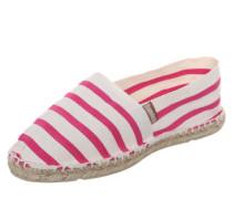 Espadrilles 'Classic' beige / pink