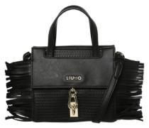 Handtasche 'Boston' schwarz