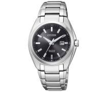 Armbanduhr mit Gangreserve »Ew2210-53E« silber