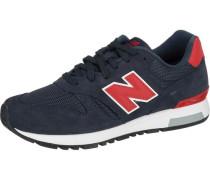 Sneakers 'ml565 D' blau / rot