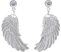 Paar Ohrstecker 'Flügel Ere-Ws' silber