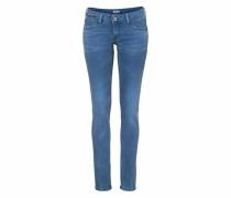 Skinny-fit-Jeans 'Natalie' blau