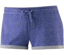 'Signature' Shorts Damen blau / blaumeliert