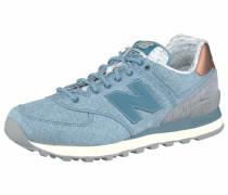 Sneaker »Wl574« blau