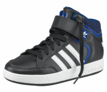 Sneaker 'Varial Mid' blau / schwarz / weiß
