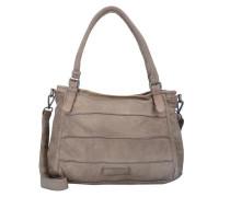 'Century' Handtasche Leder 37 cm schlammfarben