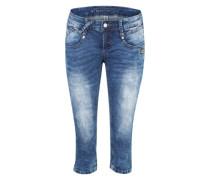3/4-Jeans 'Nena' blue denim
