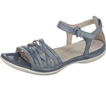 'Flash' Sandaletten rauchblau