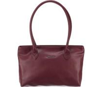 'Louise' Handtasche rot