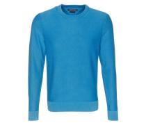 Pullover 'Hendricks' blau