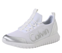 Sneaker 'ron' weiß
