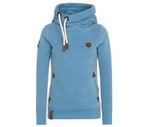 Fermale Hoody 'Darth IX' blau