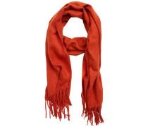 Woll-Schal 'vinorth Wool Scarf' orangerot