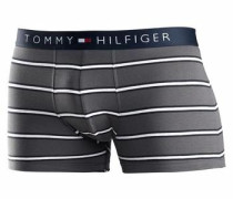 Boxer 'Trunk Triple Stripe' grau