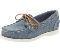 Boat Slipper blau