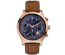 "Chronograph ""pursuit W0500G1"" braun"