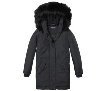 Jacke 'thkg Technical Thermore Jacket' schwarz