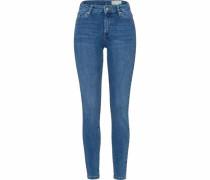 Skinny-fit-Jeans hellblau