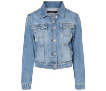 Jeansjacke 'MM / VM' blue denim