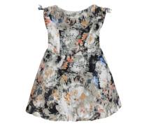 Kleid kurzärmlig mischfarben