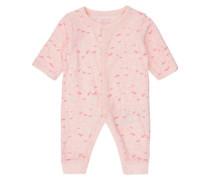 langärmeliger Strampler 'nitwondergu' pink / rosa