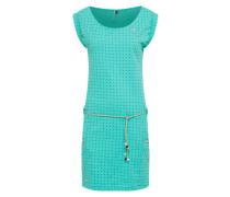 Kleid 'tag Dots' mint