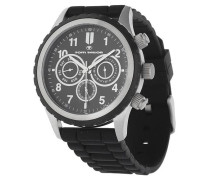 Armbanduhr 5410201 schwarz