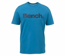 Performance T-Shirt royalblau / dunkelblau