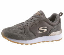 Sneaker Low 'Goldn gurl' taupe