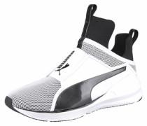 Fierce Core Fitnessschuh schwarz / weiß