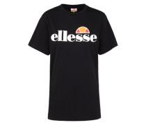 T-Shirt 'Albany' schwarz