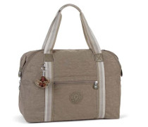 'Basic Travel Art 17 M' Weekender hellbraun