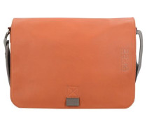 'Punch Casual 49' Messenger Leder 38 cm Laptopfach