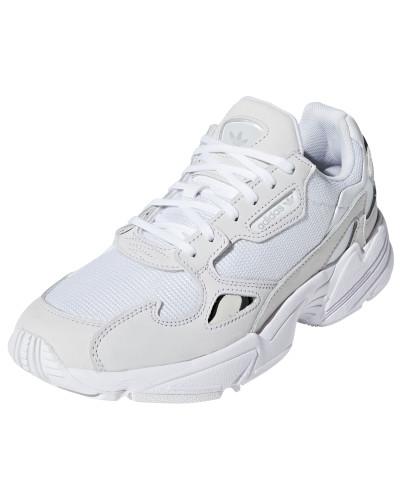 Sneaker 'Falcon' weiß / hellgrau