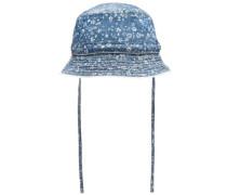 Jeans-Hut 'nitabava' blue denim / weiß