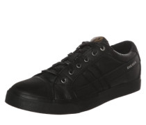 Sneaker 'D-String' schwarz