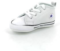 First Star High Sneaker Kleinkinder weiß