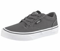 Sneaker graphit / weiß