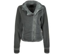 Jacke Jacket ZIP grau